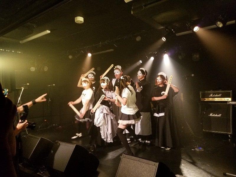 バンド メイド ライブ