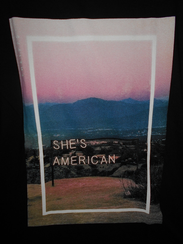 The 1975 Mens T-Shirt Shes American