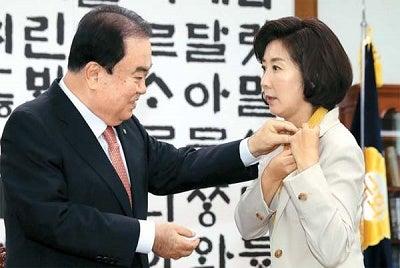 韓国の与・野党が手を組む…日本...