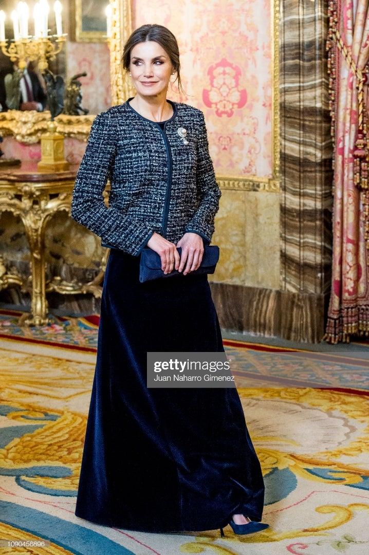 レティシア 王妃 スペイン