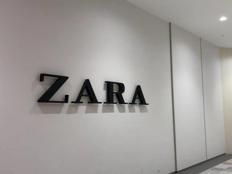 パルコ シティ zara