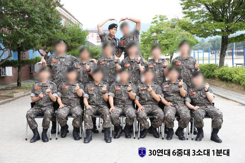 ヒョンシク 兵役 パク