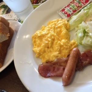 今日の朝御飯~♪の画像