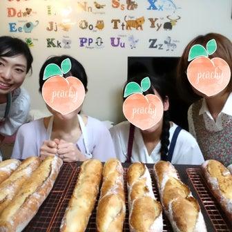 一番無茶ぶりされた、木曜クラスのハードパンレッスン「バゲットの回」【東京都杉並区高円寺パン教室】