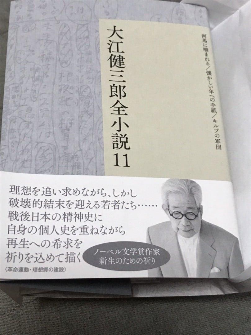 大江 健三郎 懐かしい 年 へ の 手紙