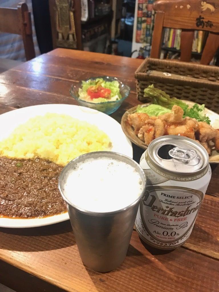 あちゃ カレーの食べたい日! & もりそば広島大勝軒 | ikoのブログ
