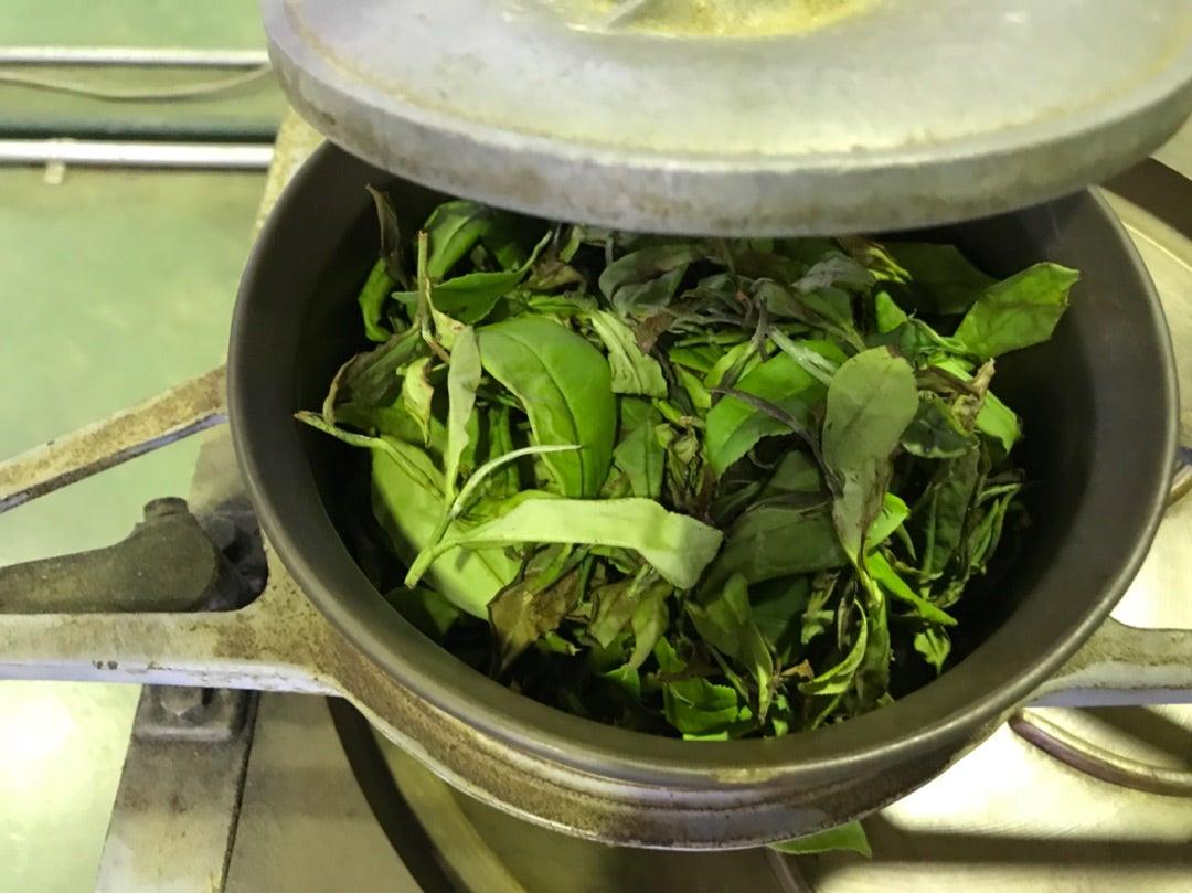 関宿 而今禾(ジコンカ)さんの紅茶づくりの記事より