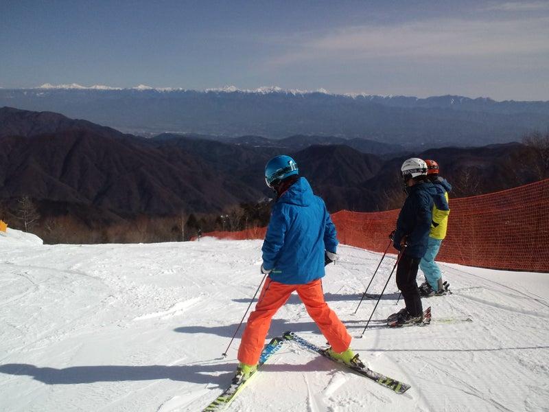 その パーク ヘブンス はら スキー