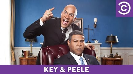 key and peele president rap