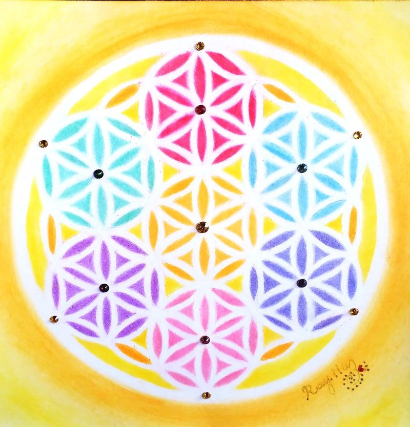 Awakening Geometry ~魂の目覚めをサポートする神聖幾何学~③太陽の神殿と繋がる