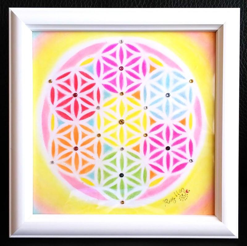 Awakening Geometry ~魂の目覚めをサポートする神聖幾何学~ ②天使と繋がる