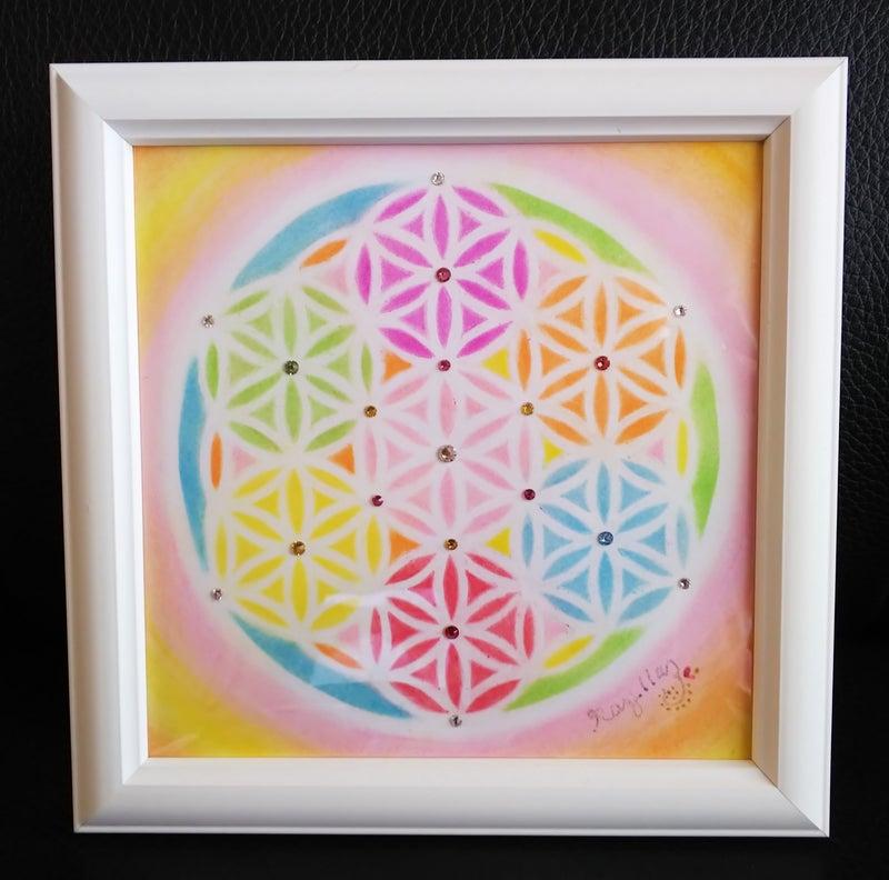 Awakening Geometry ~魂の目覚めをサポートする神聖幾何学~ ①愛と光に生きる