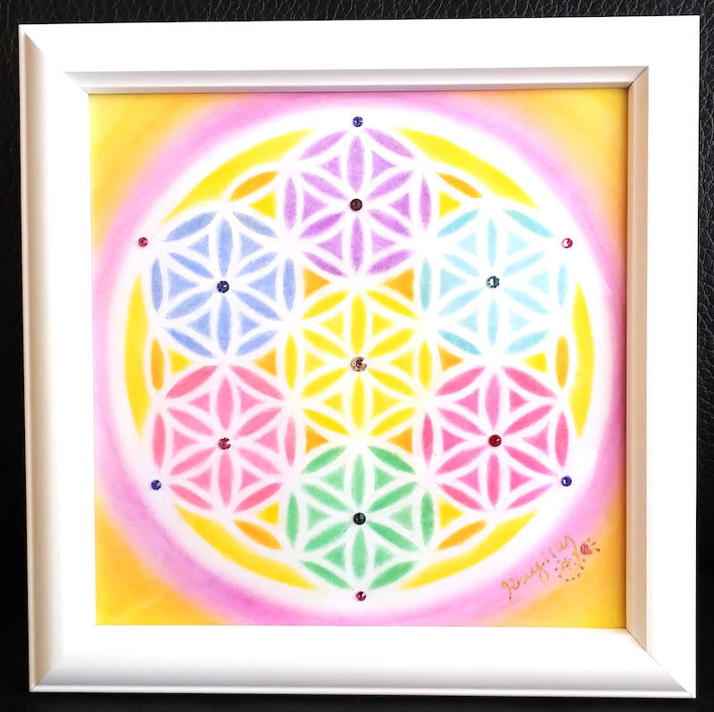 Awakening Geometry ~魂の目覚めをサポートする神聖幾何学~ ④ハートのバランス