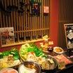 しゃぶ菜別邸でしゃぶしゃぶとイオンラウンジ、かっぱ寿司テイクアウト