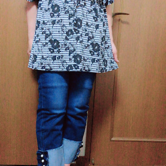 ☆&LOVE・13日セールショーで買ったお買い物コーデ☆