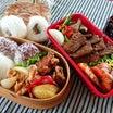 ピリ辛炒め&唐揚げ弁当/焼き肉弁当