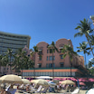 ハワイ滞在27日目❤️ワイキキビーチなぅ❣️