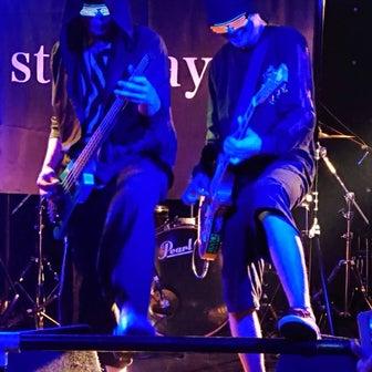 2019/07/15 stegmayers 新松戸FIREBIRD LIVEレポ