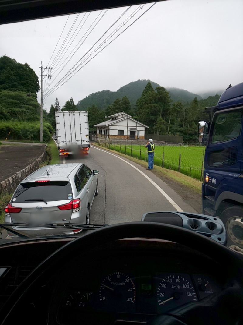 国道 事故 阪 名