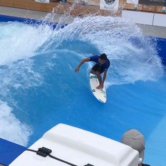 東京でサーフィンプロ大会が盛り上がった〜大井町Citywaveプールの波どうやって乗るの〜♪
