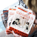"GLAD HAND ""PACK T-SHIRTS"" RE STOCK"