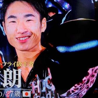 観戦記1760 WBCライトフライ級王座戦 拳四朗vsジョナサン・タコニン