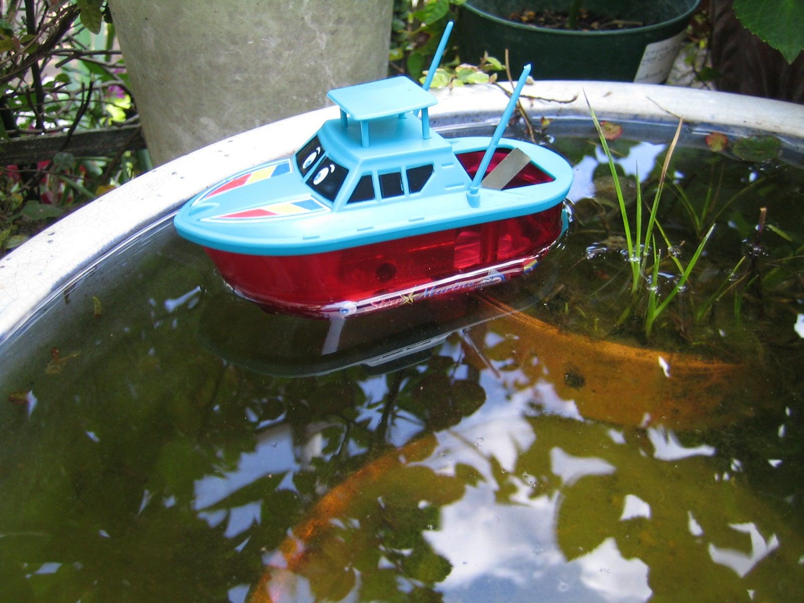 船 作り方 ポンポン