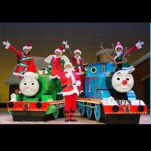 きかんしゃトーマスクリスマスコンサート 出演決定⭐️の画像