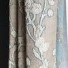 [施工事例]神奈川県 新築マンション★リビングダイニング~イギリス輸入生地のナチュラルカーテン~の画像