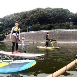 【体験レポ】浜名湖でSUPしてきました☆の画像