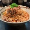 【ラーメン】汁なし坦々冷麺 大盛@ つけめんまぜそば 麺喰 愛知県 尾張旭市