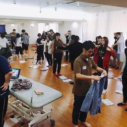 画像 姿勢ADL研修会 第5回関西研修会 〜この夏もKNERCで炙り出し〜 の記事より 5つ目