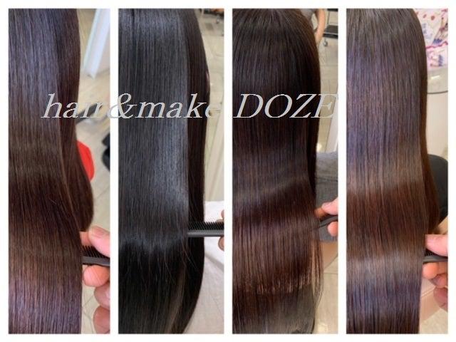 髪質再正、髪質改善プレミアムトリートメントのお値段について。
