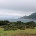 台風5号接近中な小値賀島より
