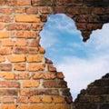 心の壁を壊す♡