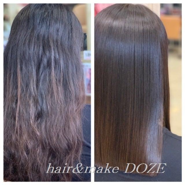 クセ毛+ダメージ毛を一度でスペシャルな美髪まで導くのは!