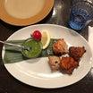 本日はインド料理を食べてまいりました