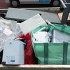 事務ゴミ回収の画像