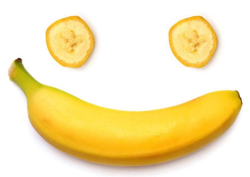 バナナとセロトニンホルモン