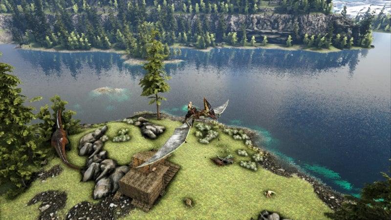 Ark バルゲロ 拠点 【ARK: Survival Evolved】バルゲロのオススメ拠点建築場所を簡単評価で5か所紹介!