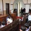 教会礼拝(年長・年少・最年少組)の画像