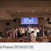 Gospel Praise YouTubeチャンネル登場!の画像