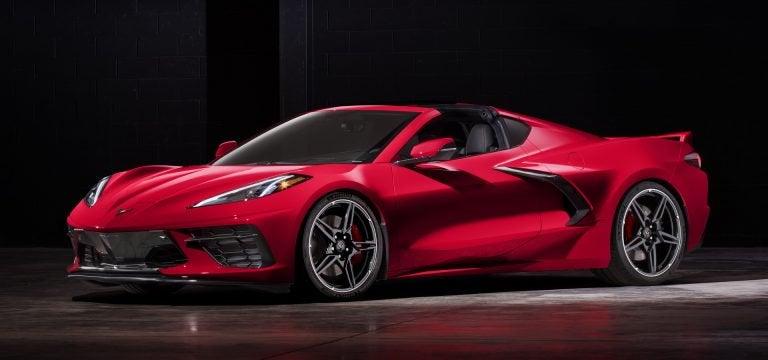 Ghost Riponの屋形(やかた)2020 Corvette C8