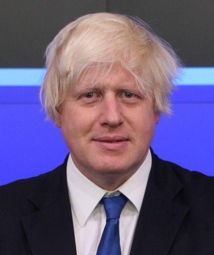 ジョンソン 首相 年齢