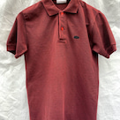 70`s French LACOSTE Polo shirtsの記事より