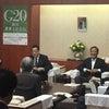 栃木県産牛肉の輸出拡大に向けた川農林水産大臣要望の画像