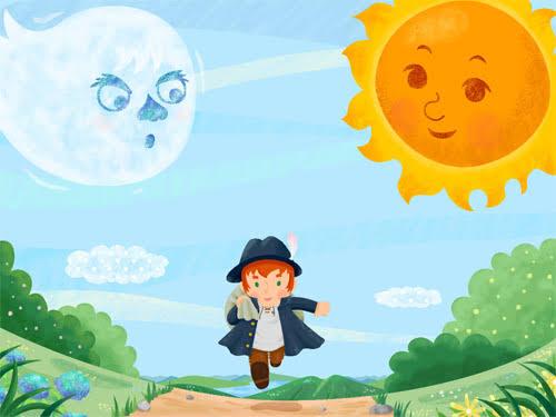 北風と太陽の話」から学ぶこと。 ...