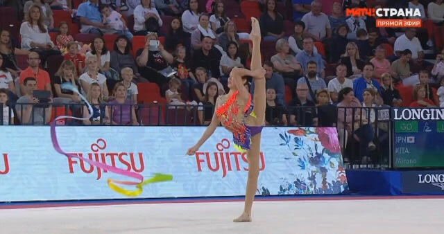 新 体操 世界 選手権