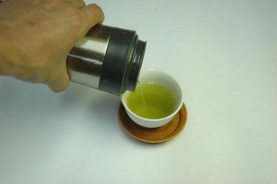 冷茶のつくりかた その1の応用編~水筒で手軽に冷茶をつくる方法の記事より