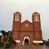 長崎の浦上天主堂にご挨拶7/11の画像